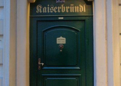 Kaiserbründl-Sauna