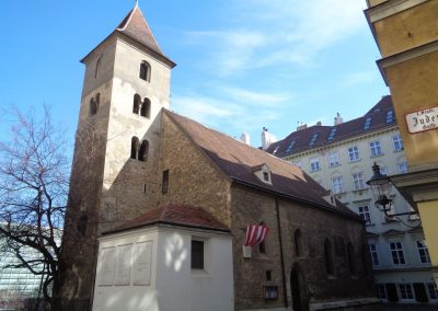 St. Ruprecht - the oldest church of Vienna