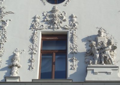 Rennweg: Otto Wagner, Palais Hoyos