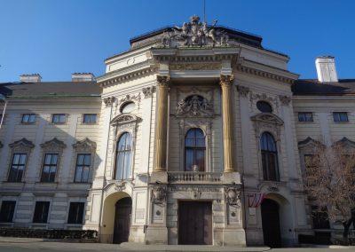 Josefstadt: Palais Auersperg