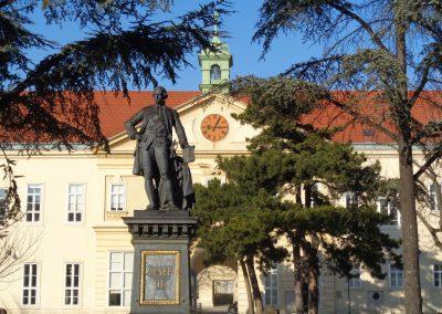 Altes AKH (former Vienna General Hospital)