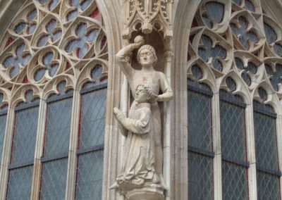 Stephansdom: St. Stephan