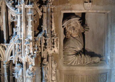Fenstergucker im Stephansdom