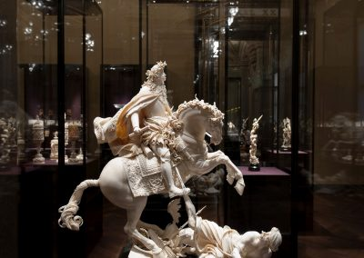 Kunsthistorisches Museum: Triumph of Emporor Leopold I (ivory)