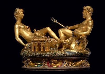 Kunsthistorisches Museum: Benvenuto Cellini, Saliera