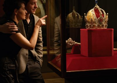 Imperial Treasury, Imperial Crown of Austria