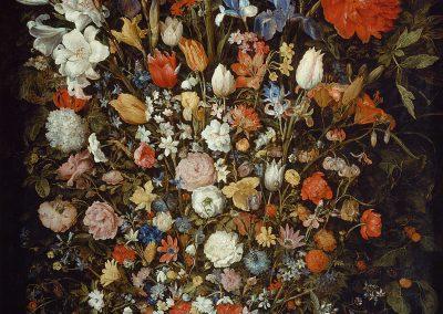 """Kunsthistorisches Museum: Jan Brueghel """"Großer Blumenstrauß"""""""