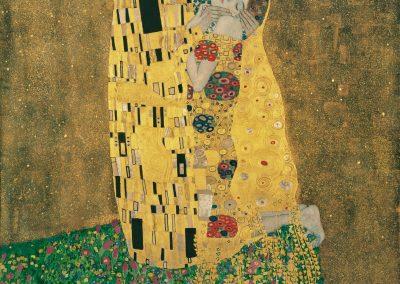 Belvedere: Gustav Klimt, Kiss