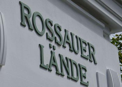 Underground station Rossauer Lände