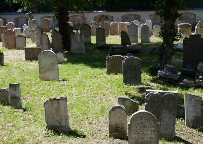 Jüdischer Friedhof Seegasse